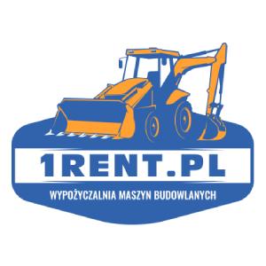 Wypożyczalnia maszyn budowlanych - 1Rent